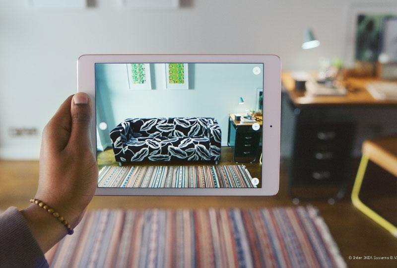 scopri la nuova app che permette di arredare virtualmente la casa