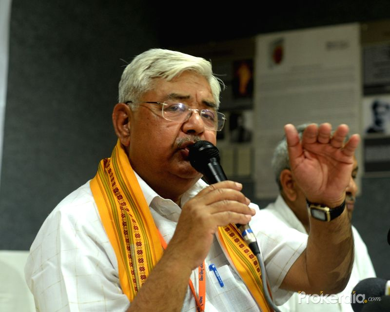 Alok Kumar, International Working President of VHP