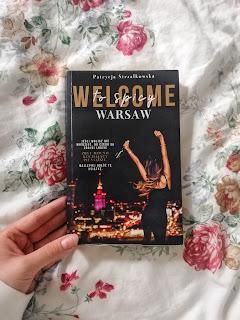 """Haneczkie czyta """"Welcome to Spicy Warsaw"""""""