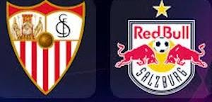 Resultado Sevilla vs Salzburgo champions 14-9-21