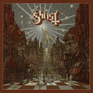Ghost - Popestar (EP) (2016) - Album Download, Itunes Cover, Official Cover, Album CD Cover Art, Tracklist