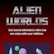 Alien Worlds - now available from DriveThruRPG