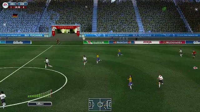 تحميل لعبة فيفا 2002 كاس العالم كوريا واليابان