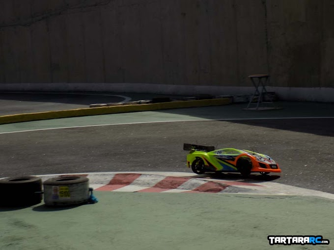 Copa Amizade 2a. etapa: Treinos 1/8 GT