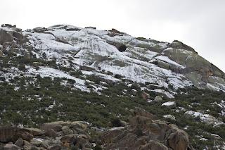 Cueva de la Mora Nevada La Pedriza