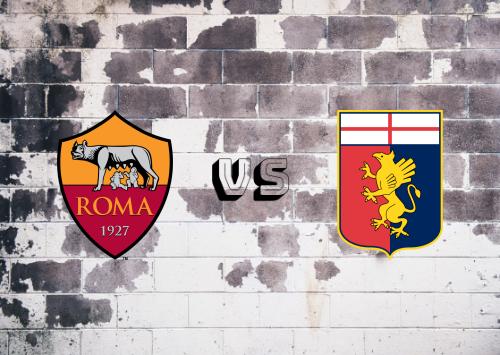 Roma vs Genoa  Resumen y Partido Completo