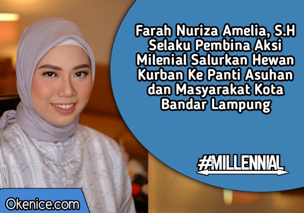 aksi milenial