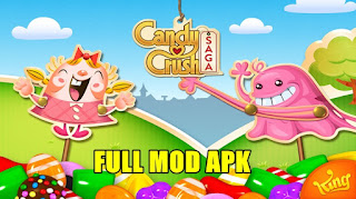 Download Candy Crush Saga v1.170.0.2 MOD Unlimited All Features