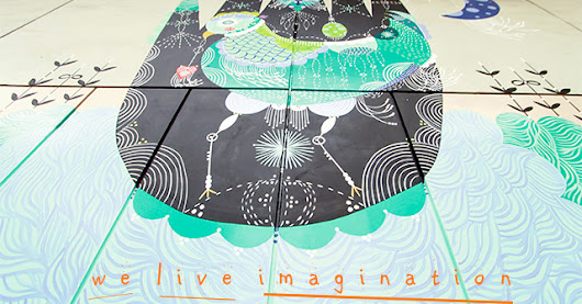 we live imagination