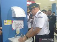 Terminal Tirtonadi Surakarta Jadi Percontohan Terminal Sehat