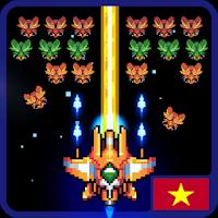 Galaxiga - Bắn ruồi, Bắn gà, Bắn máy bay Mod
