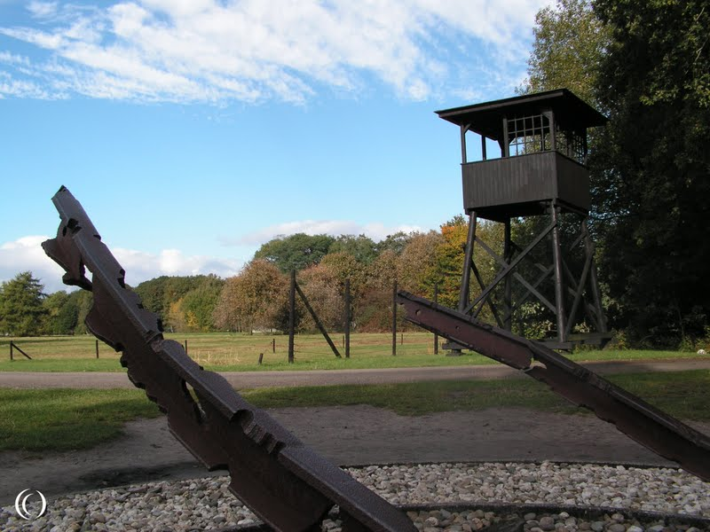Camp Westerbork, the Netherlands