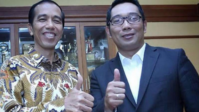 Ridwan Kamil: Sudah Clear Dukung Jokowi