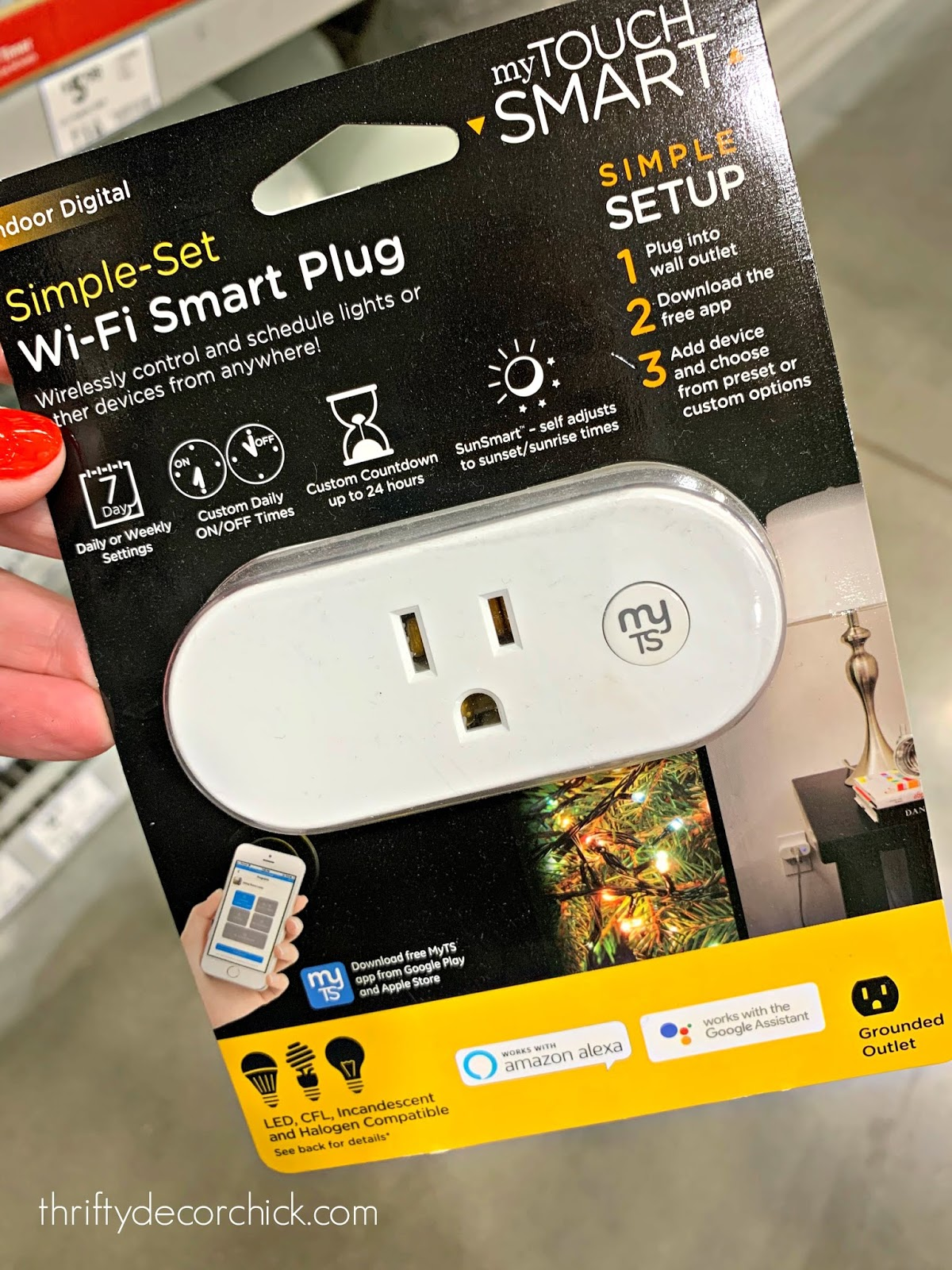 remote plug with wifi for lamps