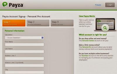 পেইজা how to open payza account from bangladesh