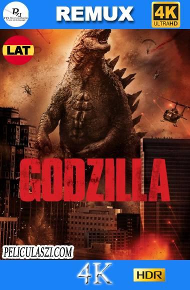 Godzilla (2014) Ultra HD REMUX 4K HDR Dual-Latino VIP