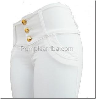 Pantalon pompis arriba Pantalones colombiano originales baratos