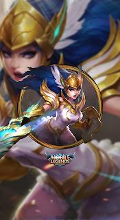 Freya Valkyrie Heroes Fighter of Skins Old V2