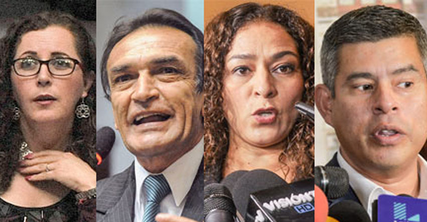 «Cuarteto Para Gobernar el Kongreso» www.caretas.pe