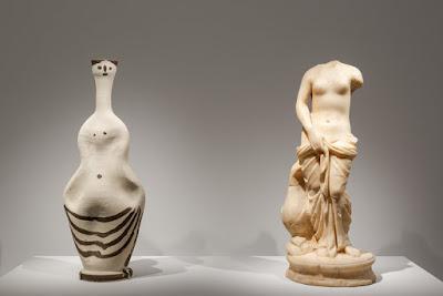 Είκοσι χιλιάδες επισκέπτες στον Πικάσο και αρχαιότητα.Νέο ωράριο και ξενάγηση