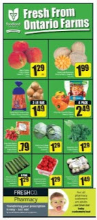 Latest FreshCo Flyer Toronto Valid Aug 10 - 16, 2017