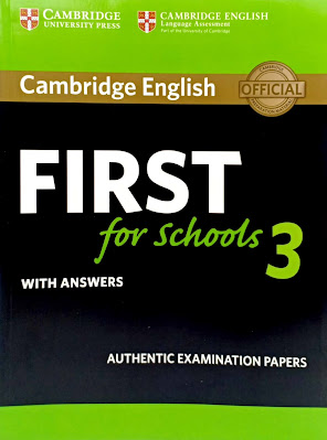 First for Schools 3 pdf audio