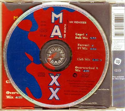 Maxx - No More (I Cant Stand It) [MS] + [Remixes] + [UK
