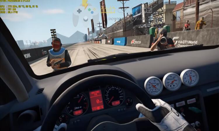 تحميل لعبة Need for Speed Shift 2 برابط واحد للكمبيوتر
