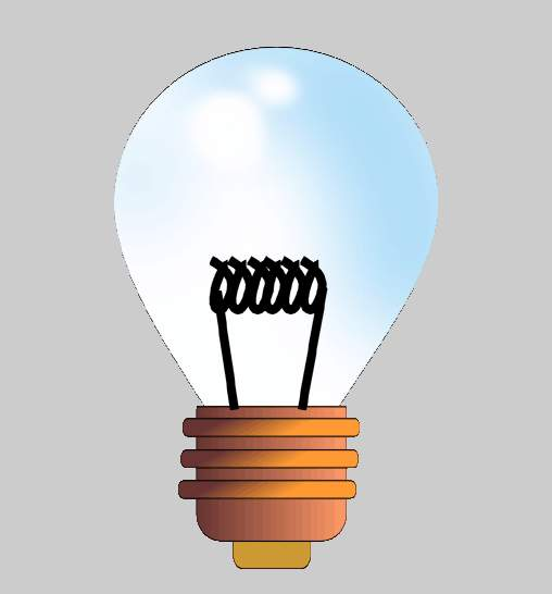 free clipart images light bulb - photo #38
