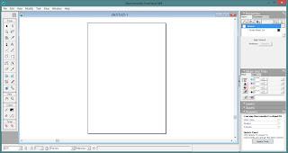 Cara Membuat Dokumen Baru Di program macromedia freehand