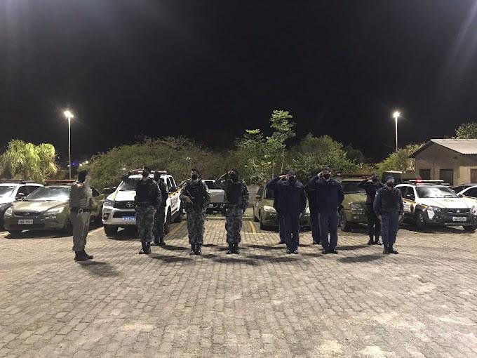 Operação Te Cuida RS é realizada pela Brigada Militar em Cachoeirinha