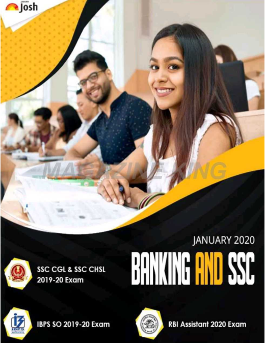 Jagran Josh Current Affairs (January 2020) : For SSC and Banking Exam PDF Book