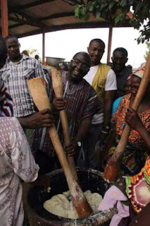 Fufu Pounding Cause of Earth Tremor in Accra - Ghana Geological Survey Authority Reveals on GTV