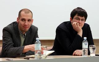 """Donatas Puslys, Vytautas Sinica. """"Kur baigiasi tolerancijos ribos?"""""""