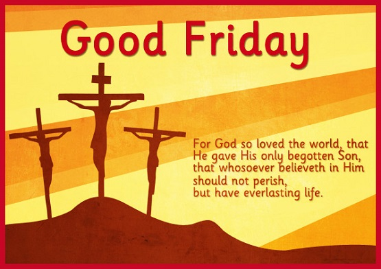 Good Friday Quotes, Wishes