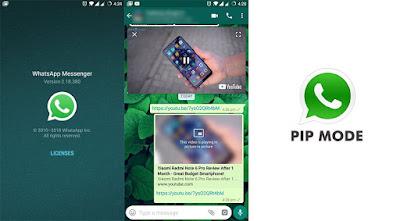 Pengguna WhatsApp Android Dapat Menonton Video Sambil Chatting