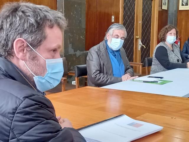 Informe sobre actual condición del Río Damas en Osorno