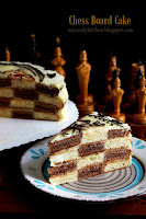 Шах-мат торта за рожден ден