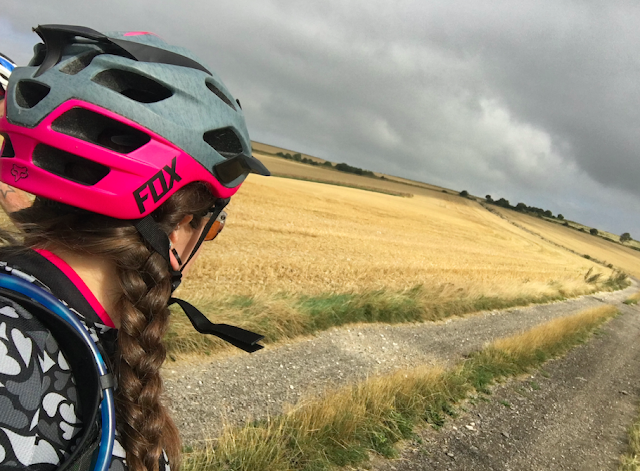 FitBits | Cycling the South Downs Way - Amberley to Devil's Dyke Tess Agnew