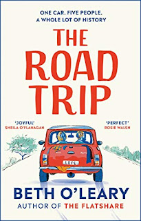 Cover for The Road Trip by Beth O'Leary