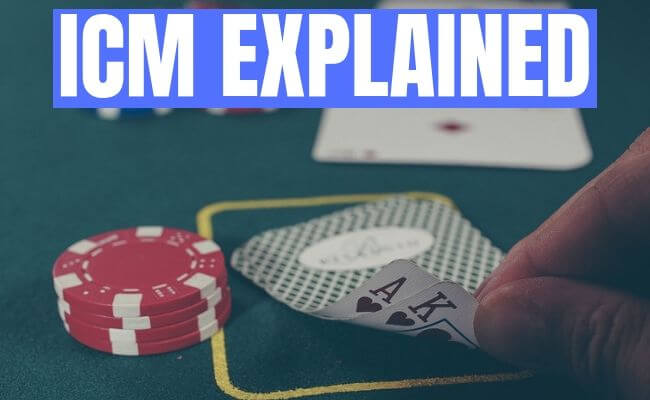 What is poker ICM?