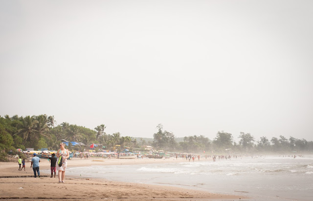Arambol Beach, Goa; India