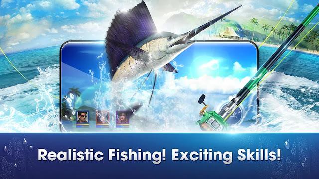 Screenshot Fishing Strike