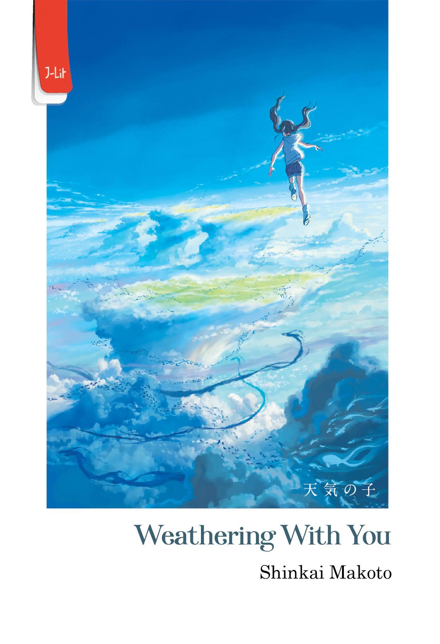 Novel Weathering With You Indonesia Penerbit Haru