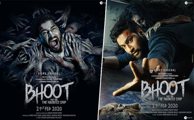 Bhoot Part One: The Haunted Ship movie review and songs