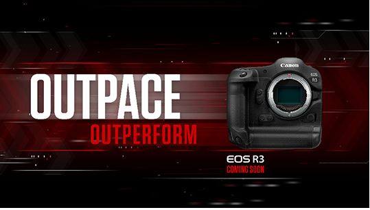 AF tracking for racing cars and motorbikes – more details of Canon's EOS R3 revealed – a high-speed, high-performance mirrorless