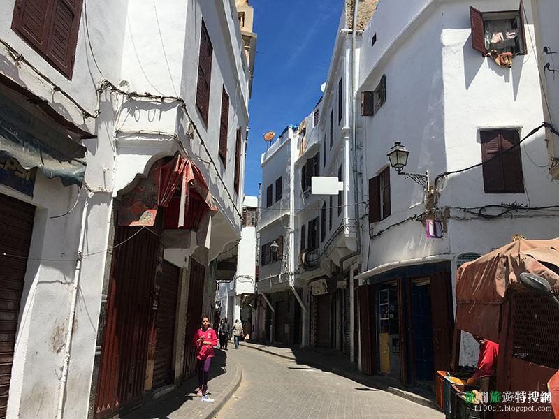北非摩洛哥冒險記第11天:卡薩布蘭卡的市區探索 大西洋海岸旁的哈桑二世清真寺