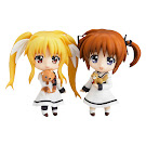 Nendoroid Magical Girl Lyrical Nanoha Nanoha Takamachi & Fate Testarossa (#254) Figure