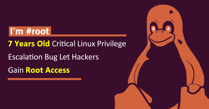 Linux Privilege Escalation Bug