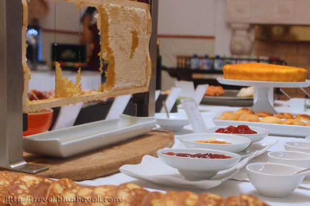 Hotels with best breakfast buffet - Marmoris Palace